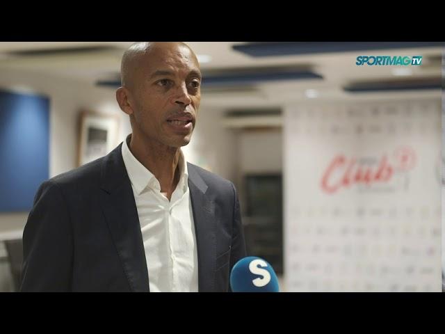 TROPHÉES CLUB + | INTERVIEW DE STÉPHANE DIAGANA, PRÉSIDENT DU JURY