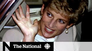 The bbc is investigating allegations about how a 1995 princess diana interview was granted under false pretenses. graphics designer who created mock bank s...