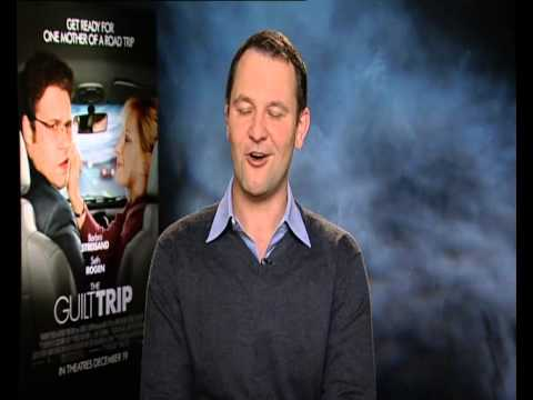 Dan Fogelman the screenwriter for upcoming comedy The Guilt Trip talks about the