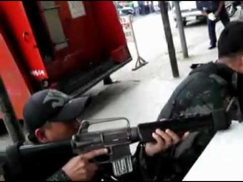 SSS Catbalogan Hostage Drama - Actual Assault