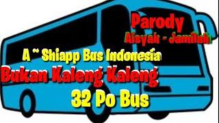 Cover images Sandrina Feat Iva Lola| Aisyah - Jamilah | Parody Po Bus Indonesia | Hai Tubers