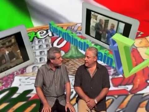 #Tommy Petillo_EVERYTHING ITALIAN TV SHOW
