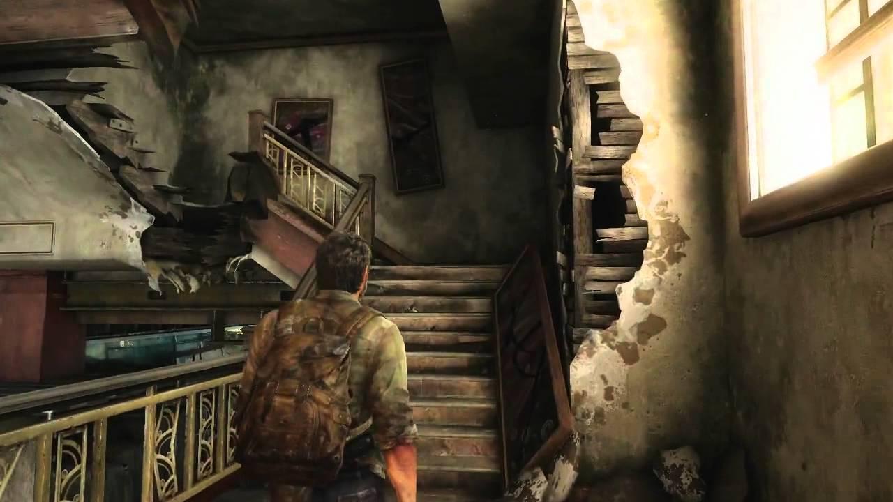 Ps4 Wallpaper Hd The Last Of Us Walkthrough Part 1 Hd Gameplay Sony
