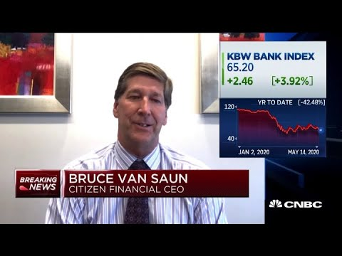 Citizens Financial CEO on bank dividends amid economic fallout from coronavirus pandemic