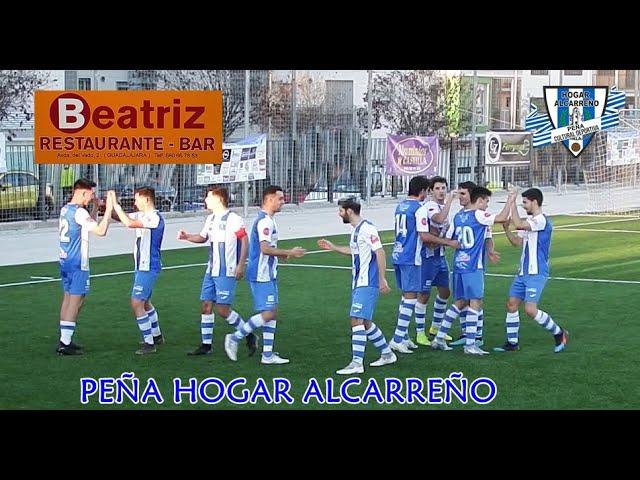 HOGAR ALCARREÑO 3 1  C D  PUEBLA 21 NOVIEMBRE 2020 PEÑA HOGAR ALCARREÑO