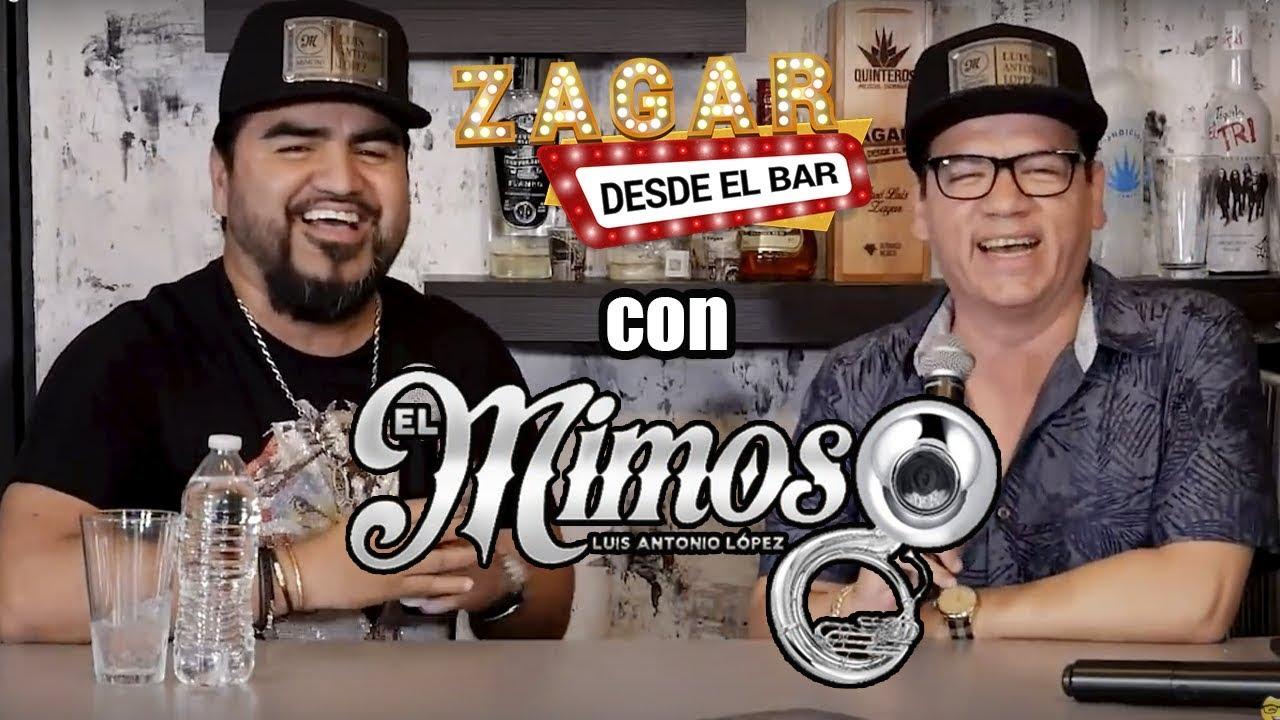 Zagar desde el Bar con El Mimoso - YouTube