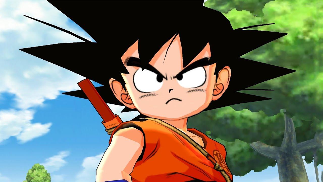 Kid Goku Games Free Online