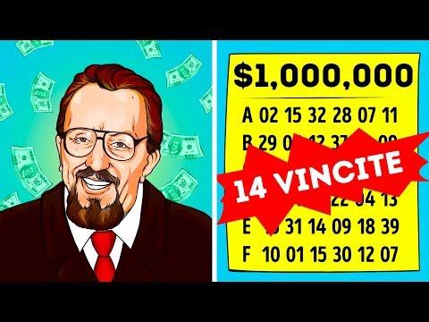 L'Uomo Che Vinse 14 Volte La Lotteria Svela Finalmente I Suoi Segreti