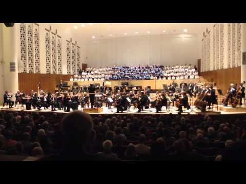 Little mass. Liverpool philharmonic.