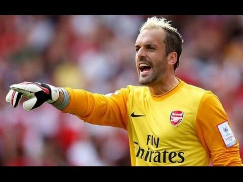 Manuel Almunia - On Fire