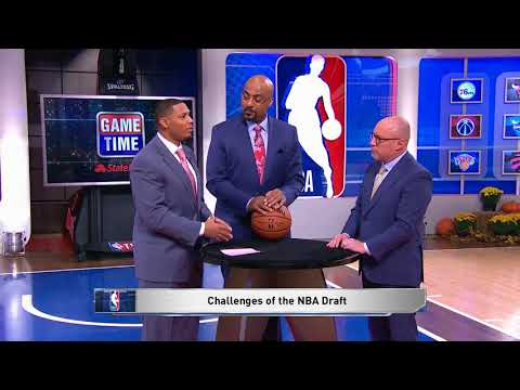 Former Cleveland Cavaliers GM David Griffin talks about the challenges faced by NBA general managers