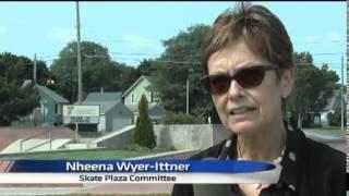 Marquette Skate Park Plans