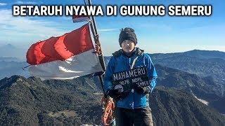 Download Lagu PERJUANGAN MUNCAK GUNUNG TERTINGGI DI JAWA! SEMERU FULL TRIP mp3