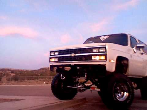 k5 blazer lifted - YouTube