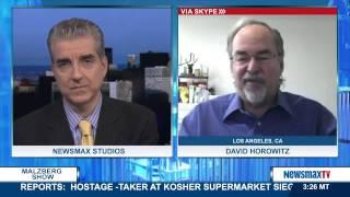 Malzberg | David Horowitz shares his no holds barred take on radical Islam