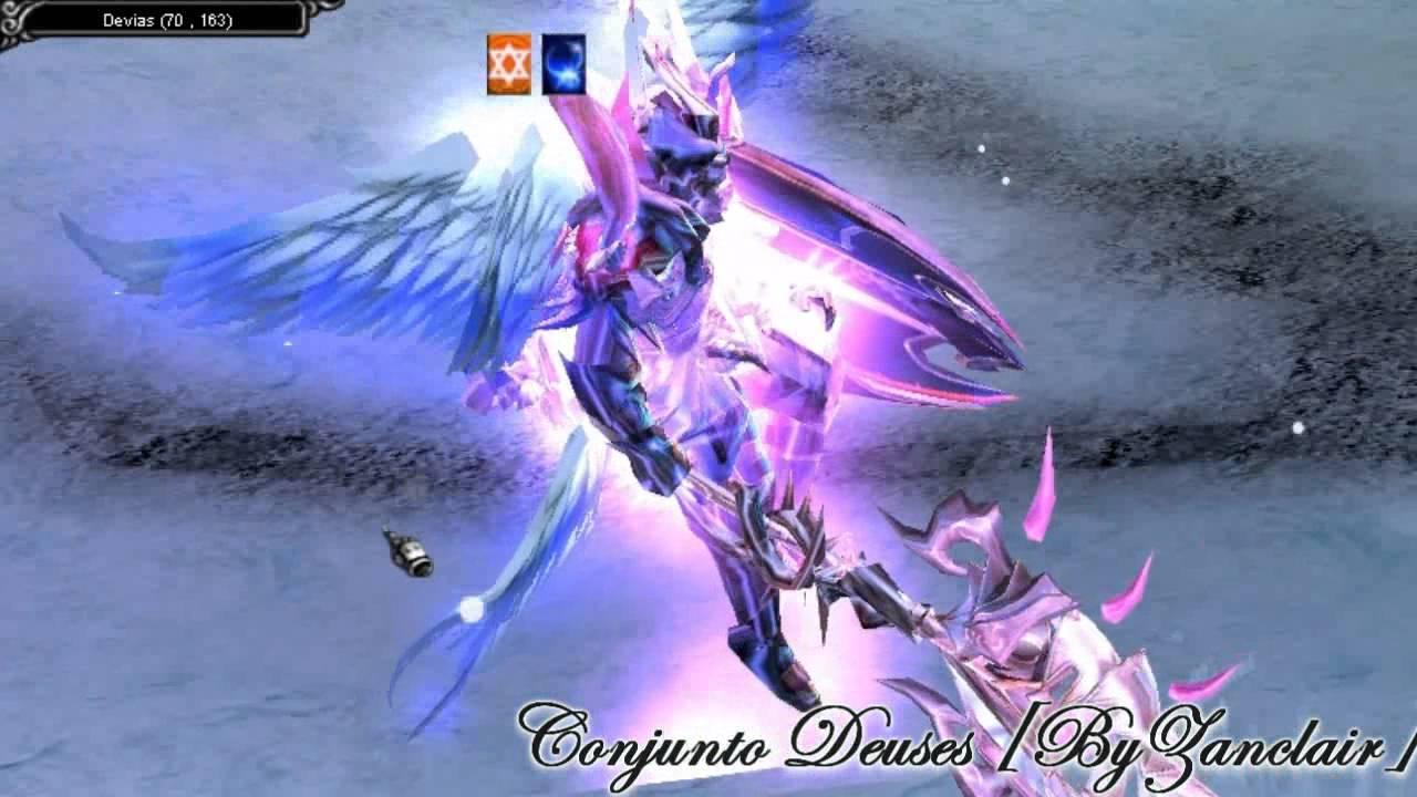 Download Conjunto Deuses [By Zanclair]