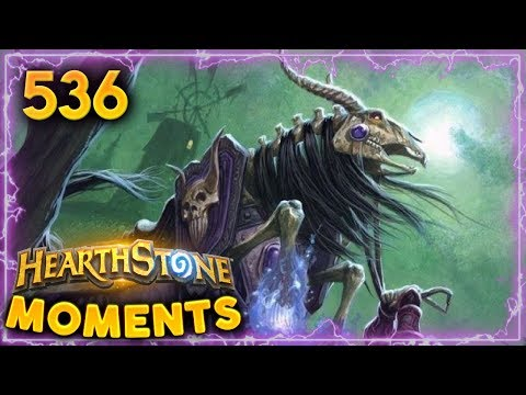 Discarding & Milling & Winning!! (Sometimes) | Hearthstone Daily Moments Ep. 536