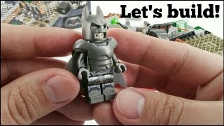 LEGO Batman V Superman CLASH OF HEROES 76044 - Let