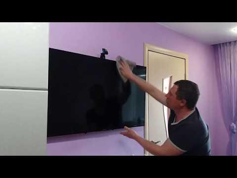 Чем вытереть экран телевизора в домашних условиях жк