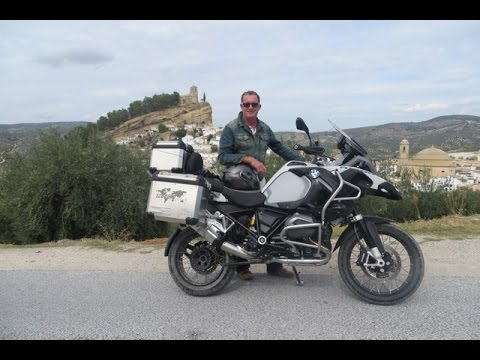 GoGravel Vs Touratech -  Side Stands Enlargers