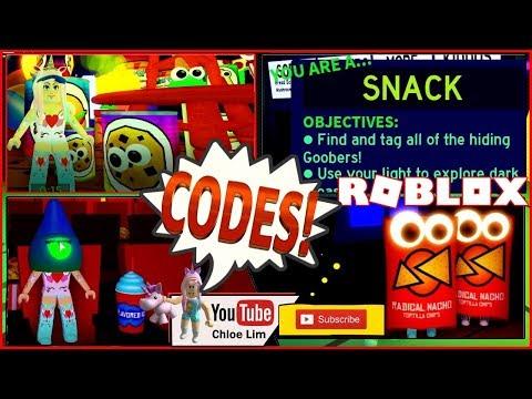 Roblox Midnight Snack Attack Gameplay! Codes In DESCRIPTION