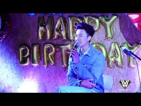 2017.07.16 王浩信 VINCENT WONG BIRTHDAY PARTY