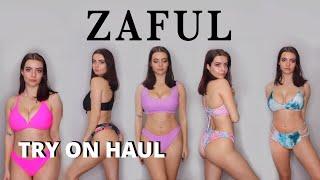 MASSIVE Zaful Bikini Try on Haul!!!