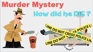 Can you solve this? | Murder Mystery | Short Riddle #1