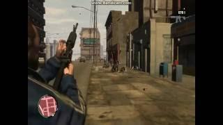 Kā vieglāk nomirt GTA IV :D (Low End PC)