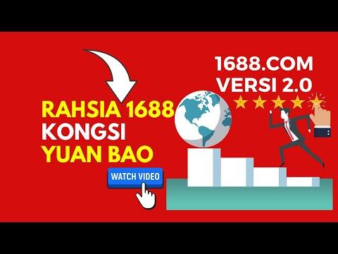 Borong China 1688 - Rahsia Kongsi Dapat Redeem Point
