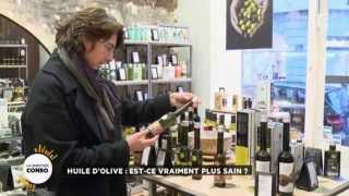 Huile d'olive : est-ce vraiment plus sain ?