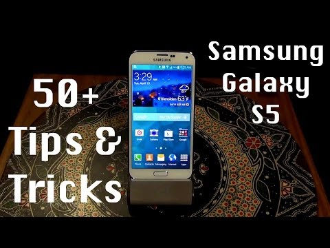 Samsung Galaxy S5 - 50+ Tips and Tricks