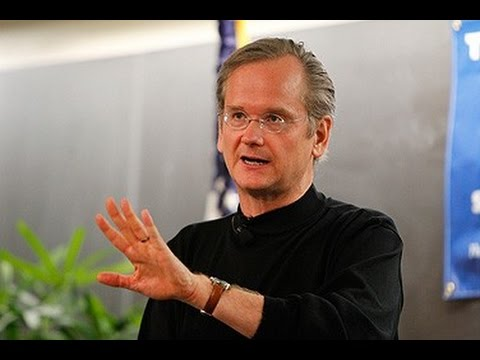 Why Lawrence Lessig Should Run As A Republican