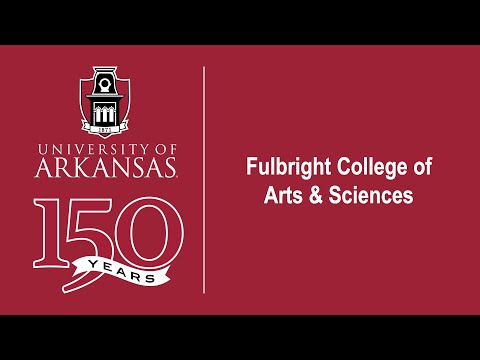 Fulbright College Of Arts & Sciences Commencement (3)