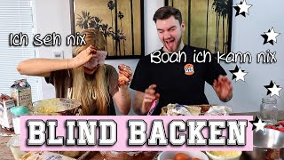BLIND BACKEN MIT MAX *VOLL KATASTROPHE | MaVie Noelle