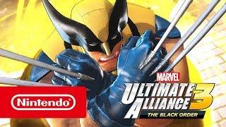 Marvel Ultimate Alliance 3 - Bande-annonce
