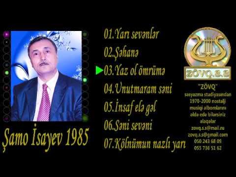 Şamo  İsayev - 1985.