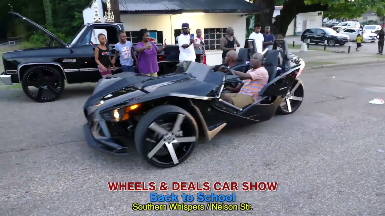 Wheels & Deals Car Show (Southern Whispers-Nelson St.)
