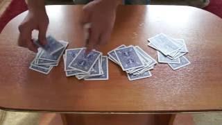 Бесплатное обучение фокусам #36: Эффектные карточные фокусы! Обучение карточным трюкам!