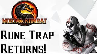 BABALITY! Mortal Kombat 9 Quan Chi Gameplay!