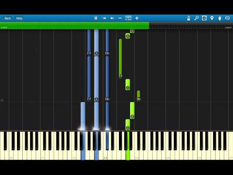 Alicia Keys - Girl On Fire (Sheet Music & Midi!)