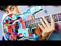 I Built A Bass Guitar Out Of LEGO mp3