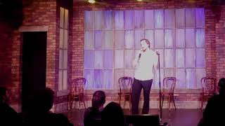 Connor Ford at The Second City