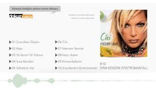 Fulden Uras - Sına Kendini (Enstrümantal)  (Official Audio)