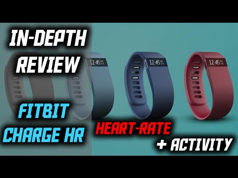 how to make fitbit charge hr discoverable