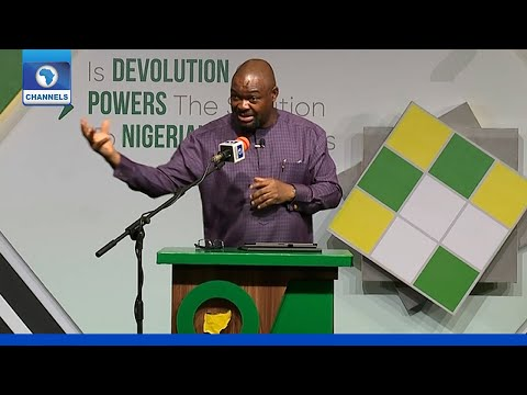 Why We Need Our Brightest At The Local Level, Not Presidency - Charles Omole  | The Platform Pt. 2
