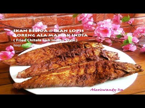 ikan-belida-@-lopis-goreng-ala-mamak-yg-wangi-berempah-enak-(fried-chitala-fish)resepi-alexiswandy