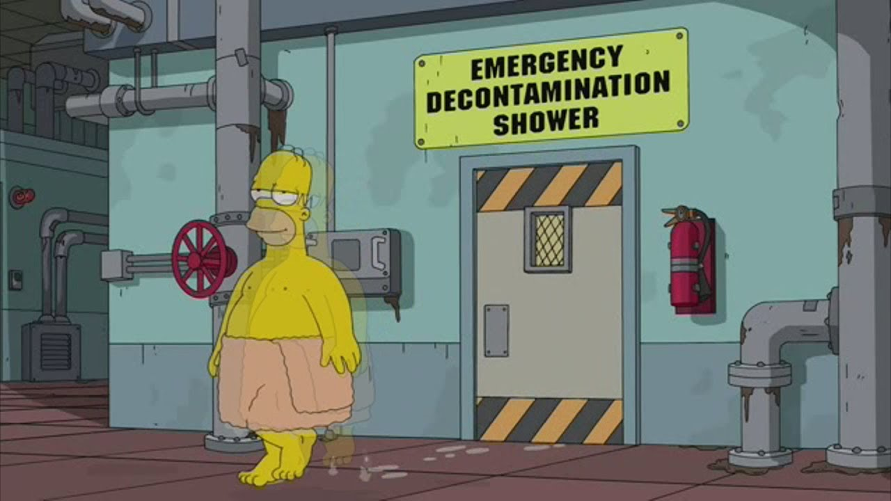 Homer Simpson Nukular