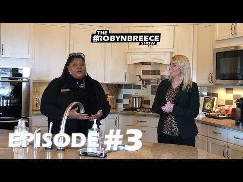 Robyn Breece Show - Interview with Deidre Hammonds - David Weekley Homes - Episode #3
