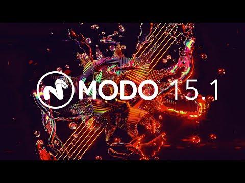 Modo 15.1 - Workflow Refined